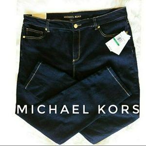NEW Michael Kors Izzy Skinny Jeans